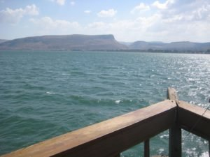 Sea of Galilee 3