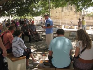 Teaching in Capernaum
