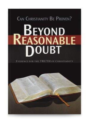 Beyond Reasonable Doubt by Robert J. Morgan